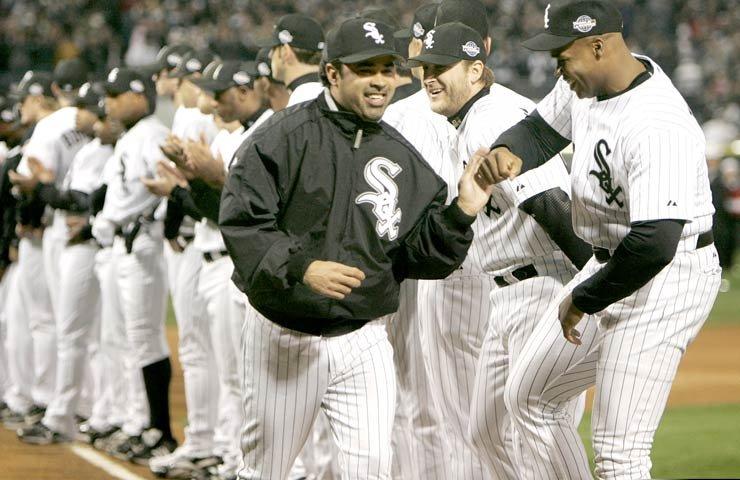 Baseball: An International Passion: Ozzie Guillen