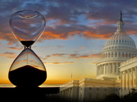 hourglass, super committee out of time