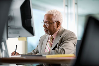 Studies show that mature workers are dependable workers, and many employers ...