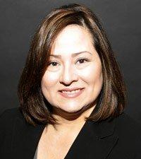Portrait of AARP Colorado Associate State Director of Communications Angela Cortez.