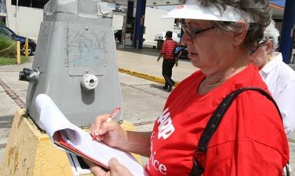 Día de Servicio en Puerto Rico