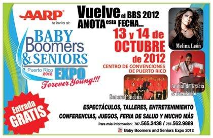 Fiesta para Baby Boomers y Seniors