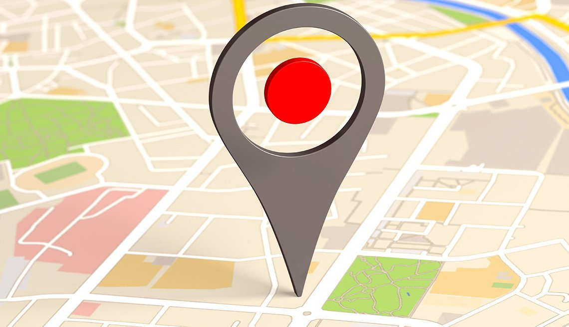 tax aide locator on map
