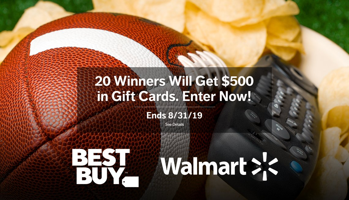 Game Day Sweepstakes