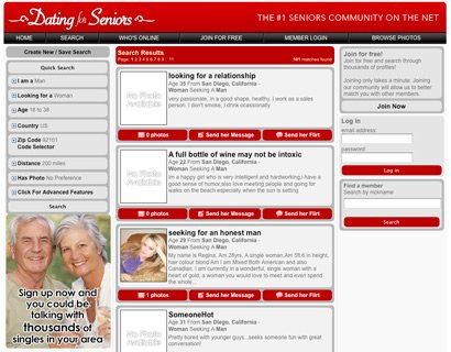 Aarp dating website