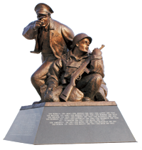 monument to sailors