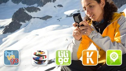 Aplicaciones en español para viajar en su celular
