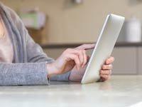 La tableta puede ser su lector electrónico y su herramienta productiva.