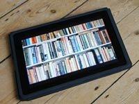 Lector electrónico – Cuatro tiendas para descargar o comprar 'ebooks'.