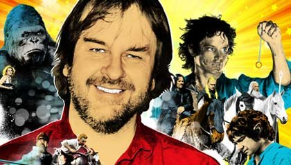 Peter Jackson, the director of the Lord of the Rings trilogy turns 50.