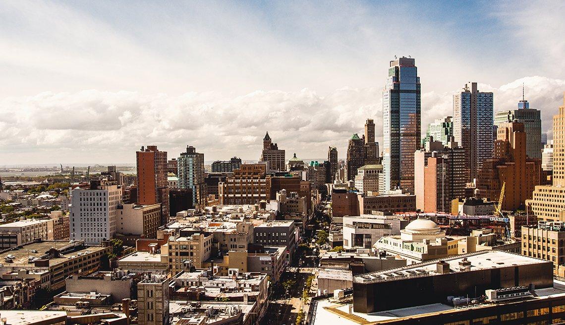 Brooklyn, New York - Lugares baratos donde viajar