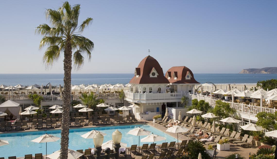 Hotel del Coronado, California, Sunny Places to Go This Winter