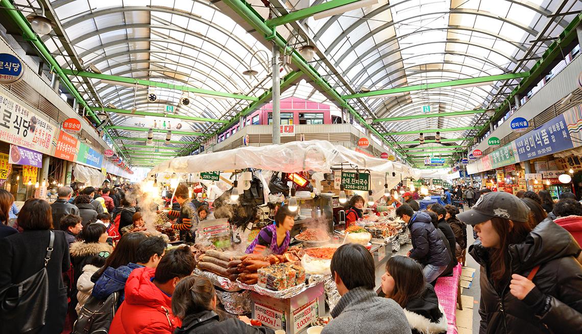 Seoul, South Korea, Cheap Places to Travel
