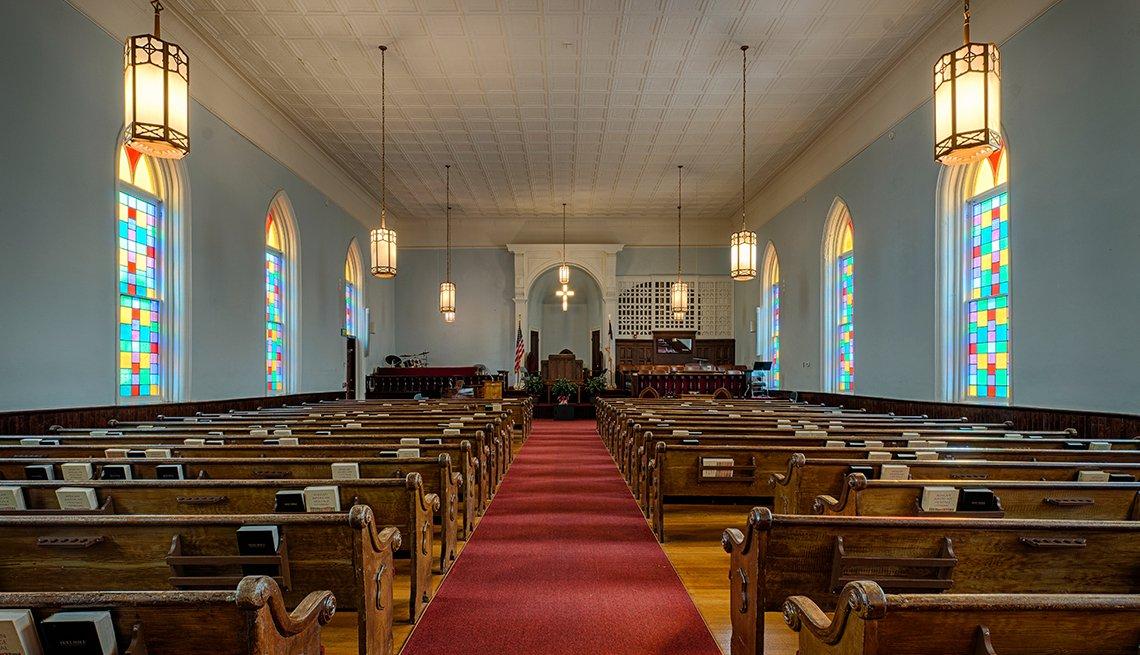 Montgomery, Alabama - 10 ciudades para los aficionados a la historia