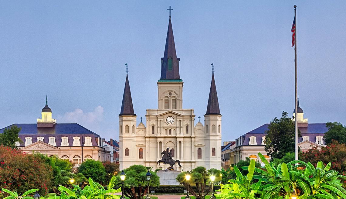 Nueva Orleans, Luisiana - 10 ciudades para los aficionados a la historia