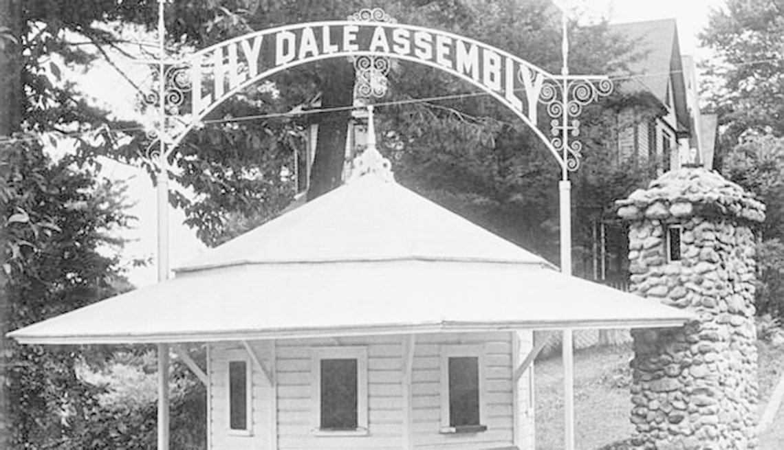 Lily Dale Assembly, Lily Dale, Nueva York