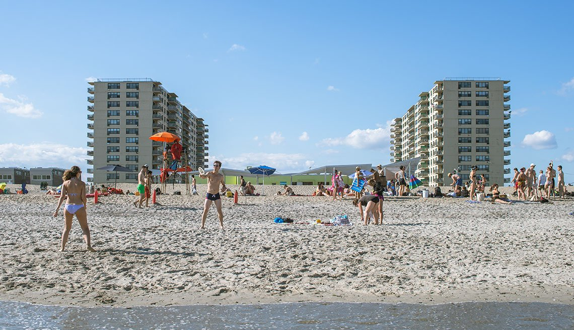 Rockaway Beach In Queens New York, Top USA Destination Cities