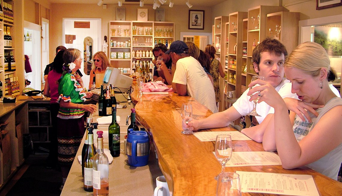 Maui's Winery, Hawaii, Visit These Wineries Outside California