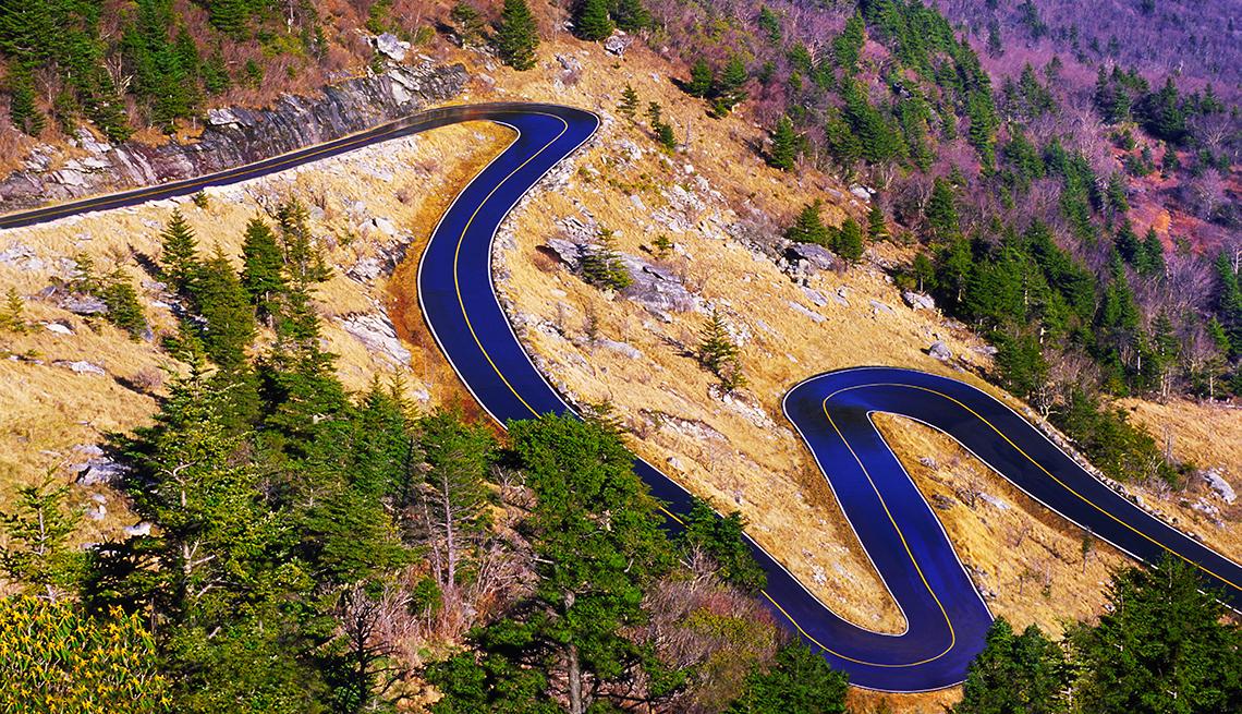 Grandfather Mountain, North Carolina, Great Motorcycle Rides