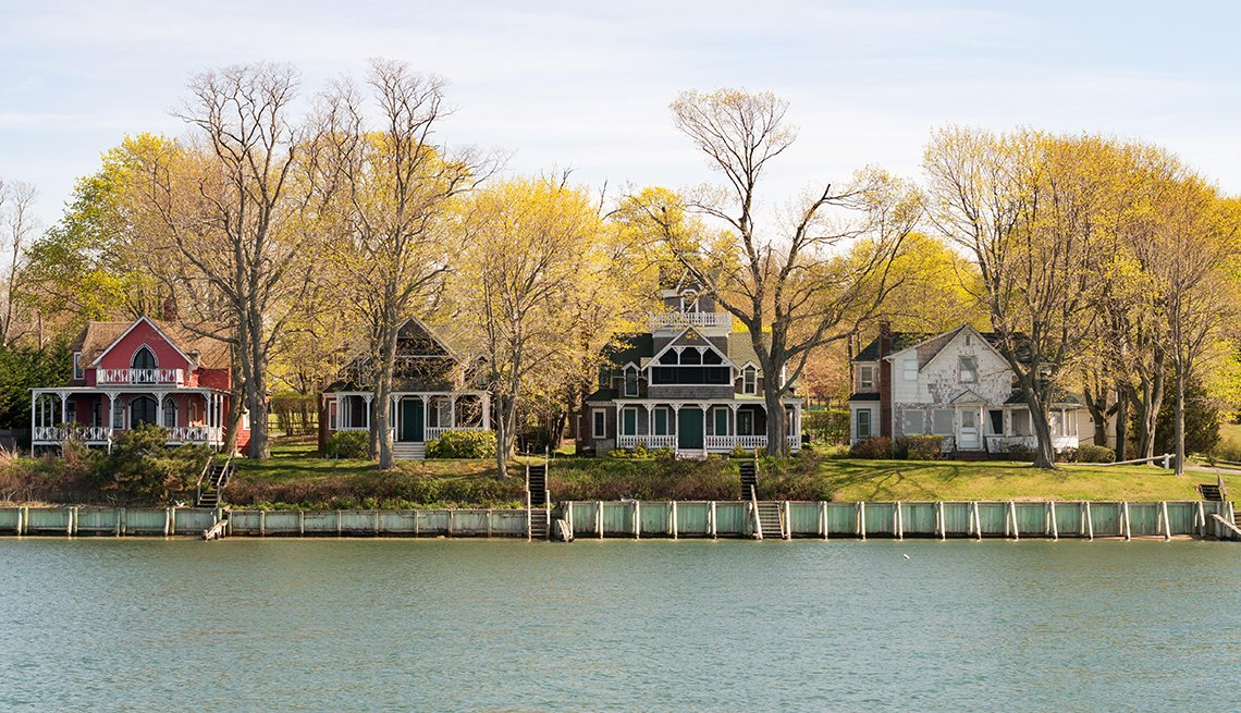 Shelter Island, New York