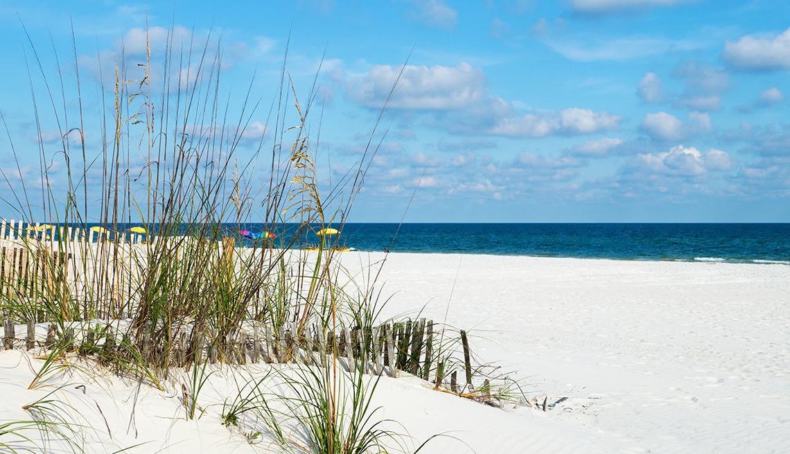 West Beach, Alabama - Golfo de Mexico