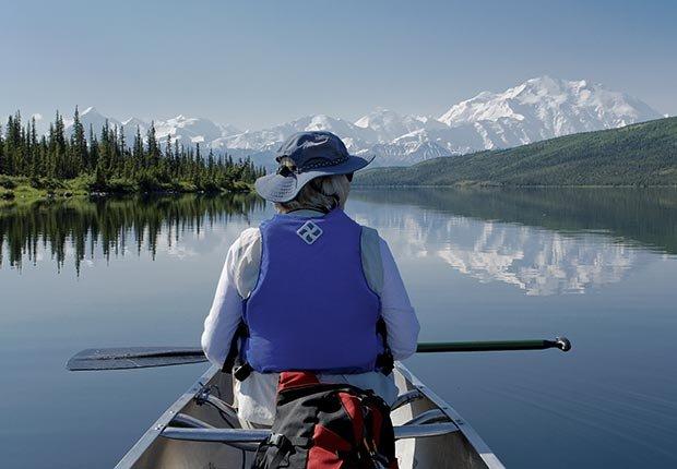 10 Maravillas Naturales de América - Monte Denali, Alaska