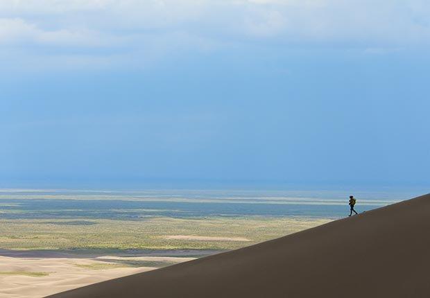 10 Maravillas Naturales de América - Grandes dunas de arena, Colorado