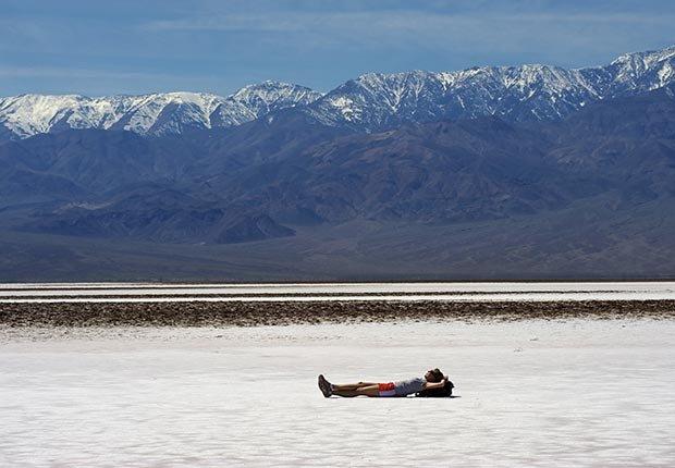 10 Maravillas Naturales de América - Valle de la muerte, California
