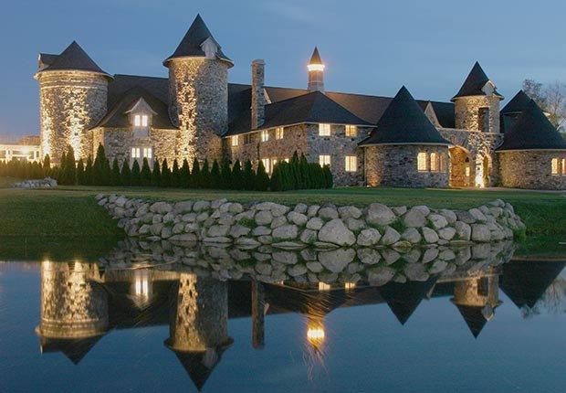 Castillo Farms, Charlevoix, Mich. - 10 castillos para visitar en América
