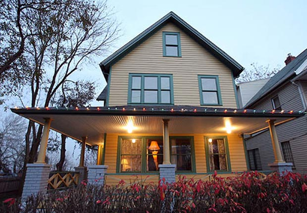 Christmas Story House and Museum