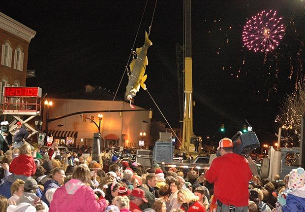 La víspera de Año Nuevo en Port Clinton, Ohio - Destinos inesperados para estas vacaciones