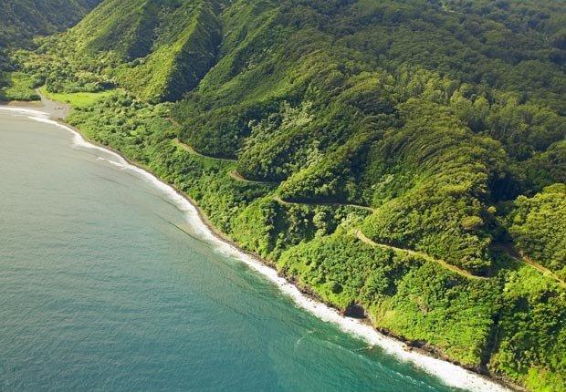 Hana Highway - Las 10 cosas gratis que hacer en América