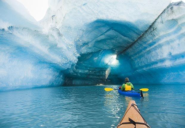 Costa de Alaska - 10 atracciones turísticas más populares en Estados Unidos
