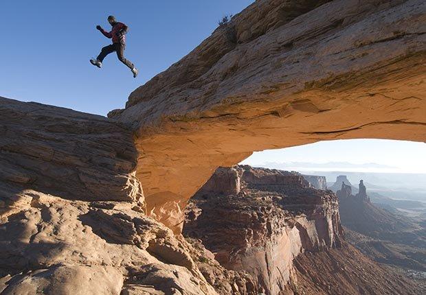 Red Rock Canyonlands, Utah y Arizona - 10 atracciones turísticas más populares en Estados Unidos