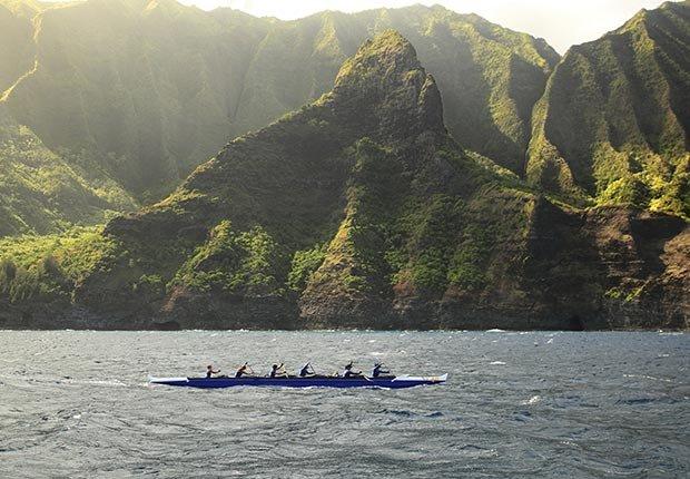 Na Pali Coast, Kauai, Hawaii - 10 atracciones turísticas más populares en Estados Unidos