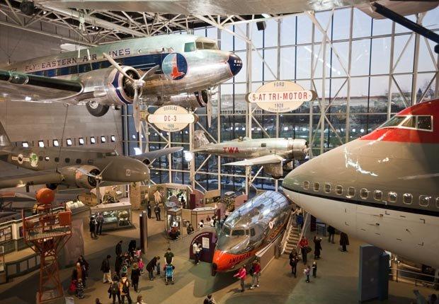 Museo del Smithsonian - Las 10 cosas gratis que hacer en América