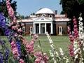 Monticello, la finca de Thomas Jefferson, cerca de Charlottesville, Virginia.