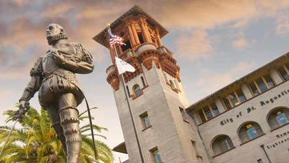 St. Augustine, Florida, Frommers 5 escapes de invierno