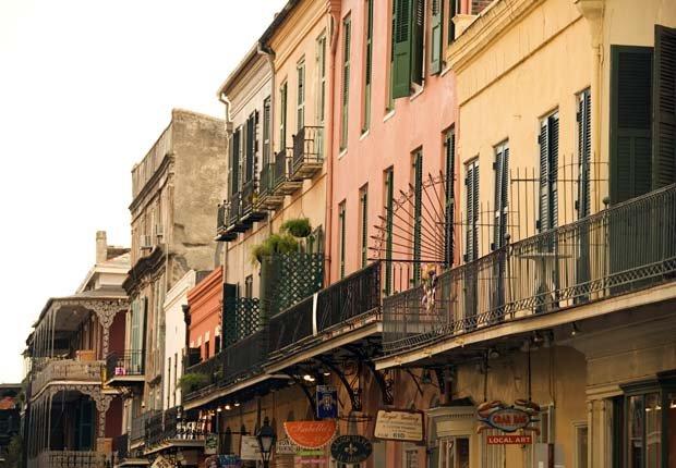 New Orleans, LA - 10 Viajes econónicos para el 2013