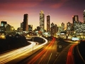 Downtown Atlanta skyline at night, AARP Life@50+