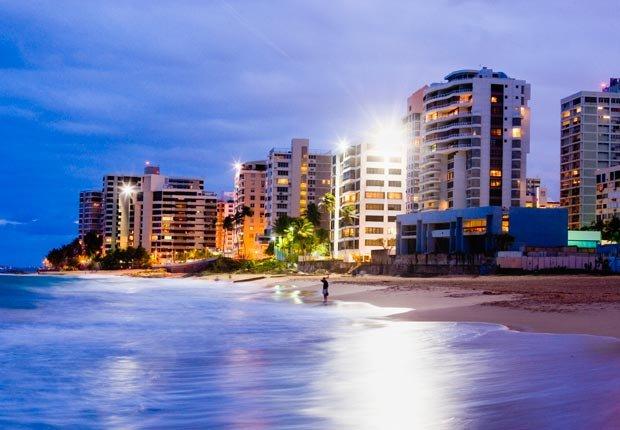 Hoteles y resorts en la playa del Condado en San Juan, Puerto Rico - Principales ciudades de Estados Unidos para visitar en el 2013