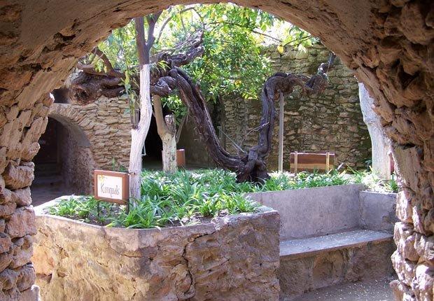 Jardines Forestiere Underground, Fresno, California - Frommers extraños lugares para visitar en América.