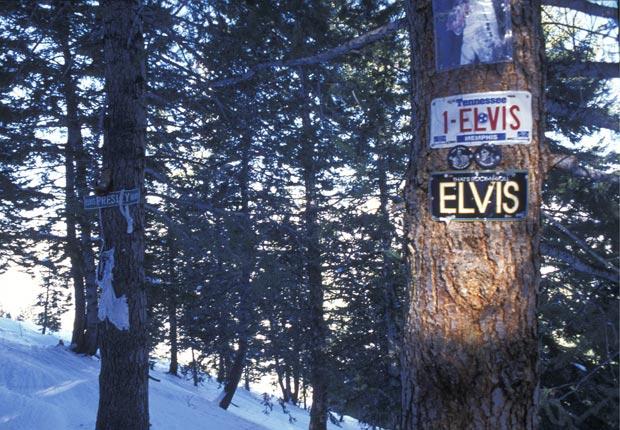 Memorial Shrines, Aspen/Snowmass, Aspen, Colorado - Frommers extraños lugares para visitar en América.