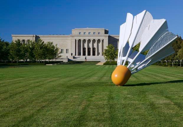 Museo de arte Nelson Atkins Kansas City, Missouri - Frommers extraños lugares para visitar en América.