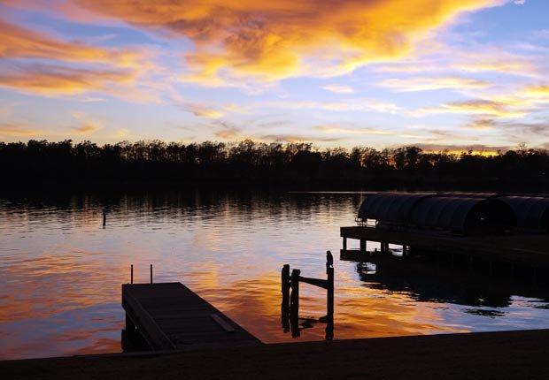 Houston al lago Conroe- 7 increíbles viajes con un tanque de gasolina