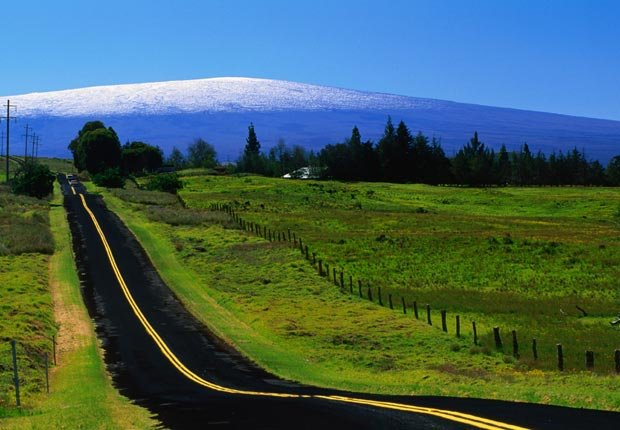 Saddle Road y Mauna Loa, Hawaii, Frommers hermosas montañas
