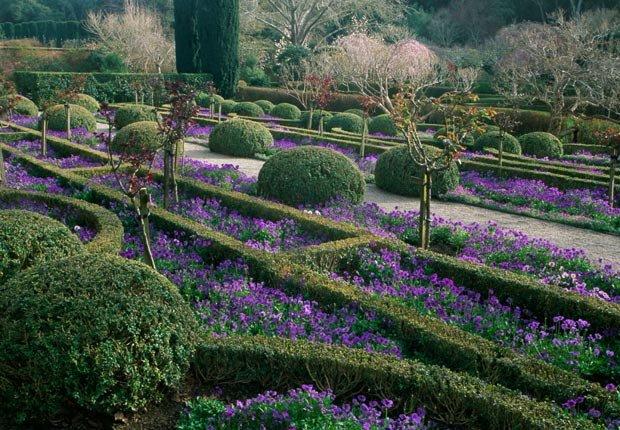 Jardines Filoli en California - 10 Hermosos jardines en América
