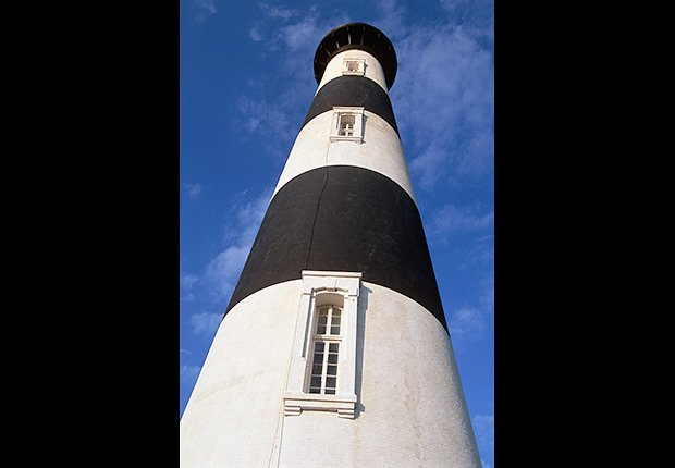 Faro de Cabo Hatteras, en Carolina del Norte - 10 lugares en Estados Unidos con vistas increíbles