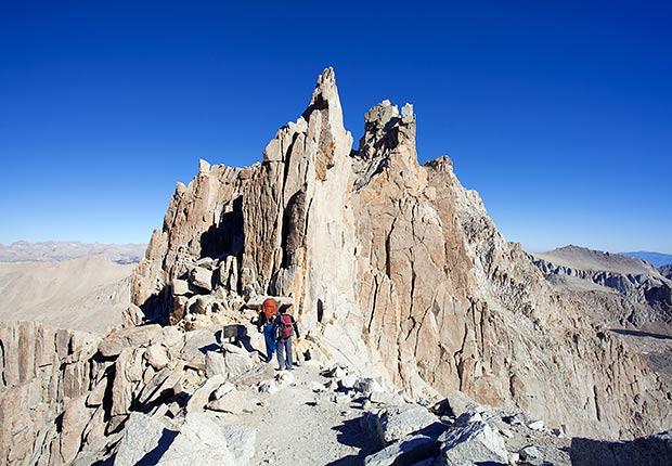 Monte Whitney, California - 10 lugares en Estados Unidos con vistas increíbles