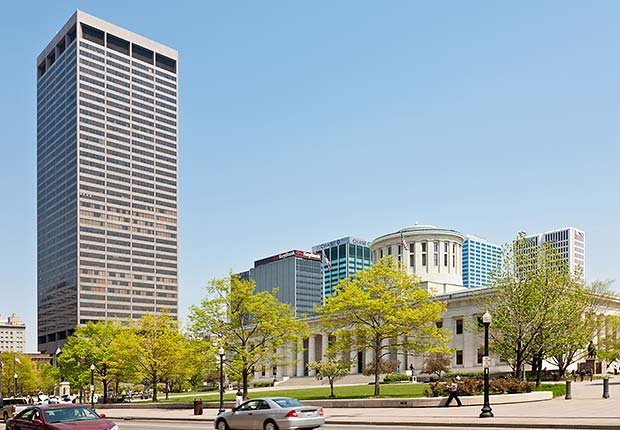 Torres Rhodes State Office - 10 lugares en Estados Unidos con vistas increíbles